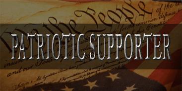 Patriotic Supporter