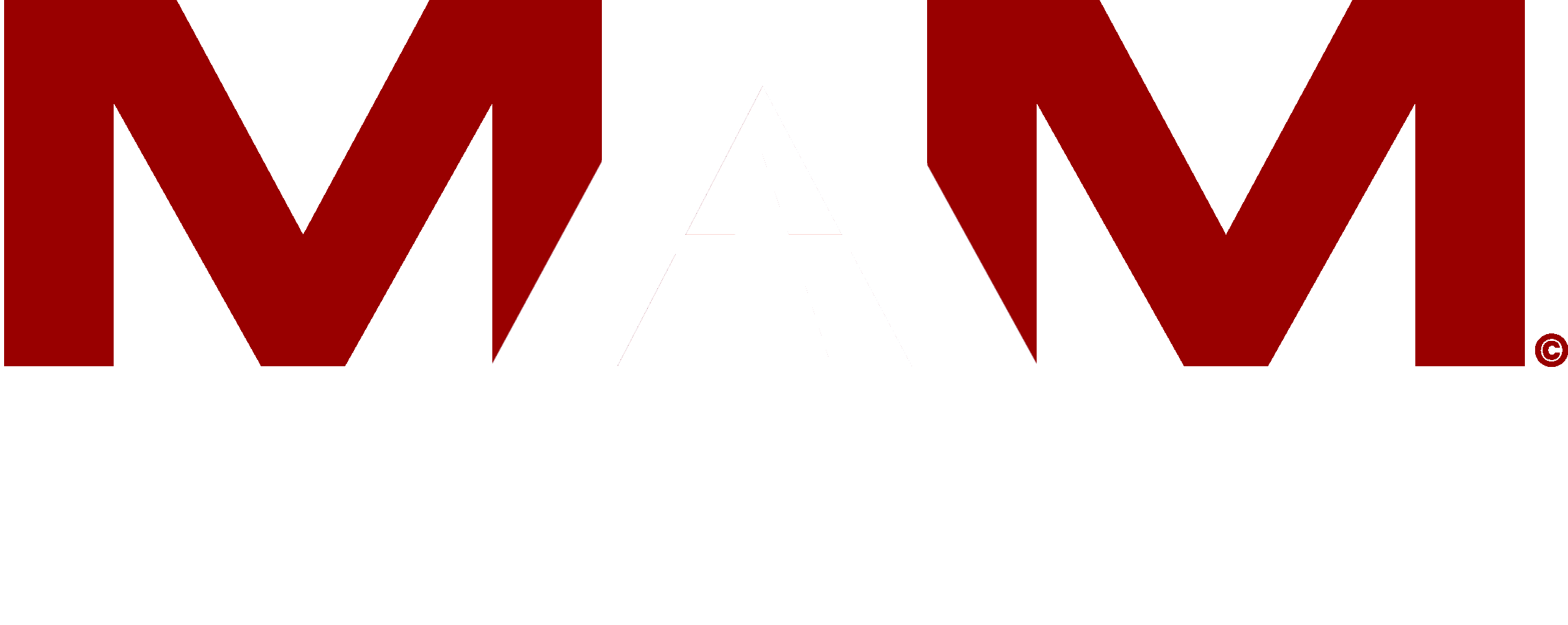 The made in America Movement Red White Logo