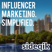 Sidebar - Sideqik - digital marketing promotions