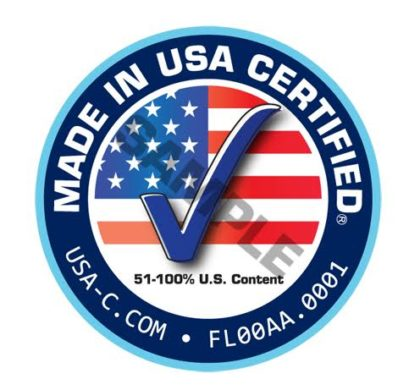 Made in USA: How Do You Know? Look for the Certified Seal