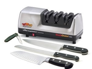 The Made in America Movement Thrives - EdgeCraft Chef'sChoice Diamond Hone® AngleSelect® Model 1520