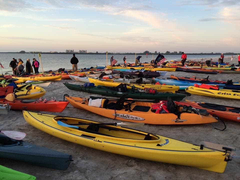 Tillman Foundation: Annual Frogman Swim in Tampa Bay Honors Those Who Served