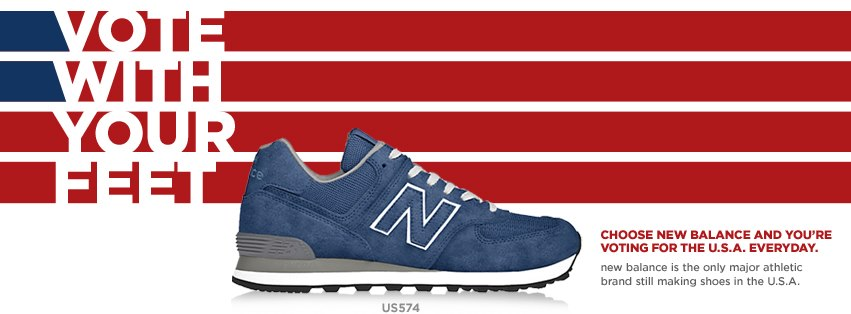 Check Out New Balance's Latest 'Made in the USA' Sneaker Collections