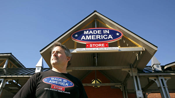 The Made in America Store Thrives