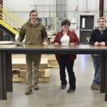 The Story behind Starbucks Community Tables, Made in the USA
