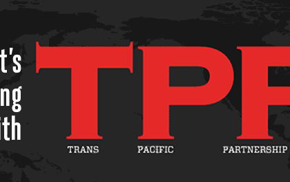TPP Trade Deal Being Sold With Bogus Economic Models