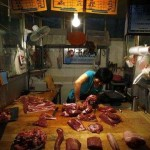 China Arrests Smugglers Selling Frozen Meat From The '70s