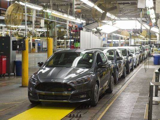 Mexico bound? Ford moving two key models out of Michigan
