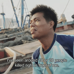 Slave Labor Producing Prawns for Supermarkets in USA
