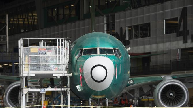 Boeing 'planning China factory'