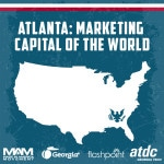 Read to learn Atlanta has quickly become the World's Capital for marketing technology