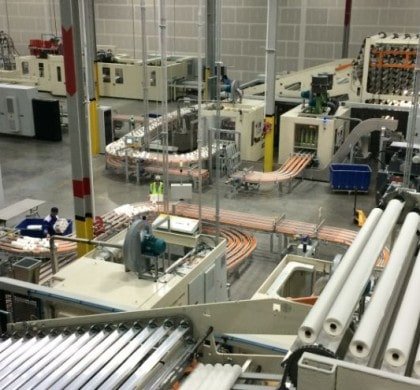 Sofidel Group says it is the sixth-largest tissue-paper manufacturer in the world, with operations in 13 countries.