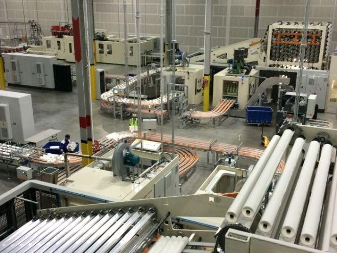 Sofidel Italian Paper Manufacturer Announces Multiple Us