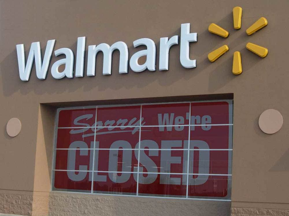 Walmart to Shut Hundreds of Stores Across USA