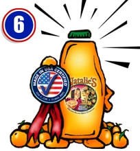 Made in USA Certified, How it works, Natalies Orchard Island Juice