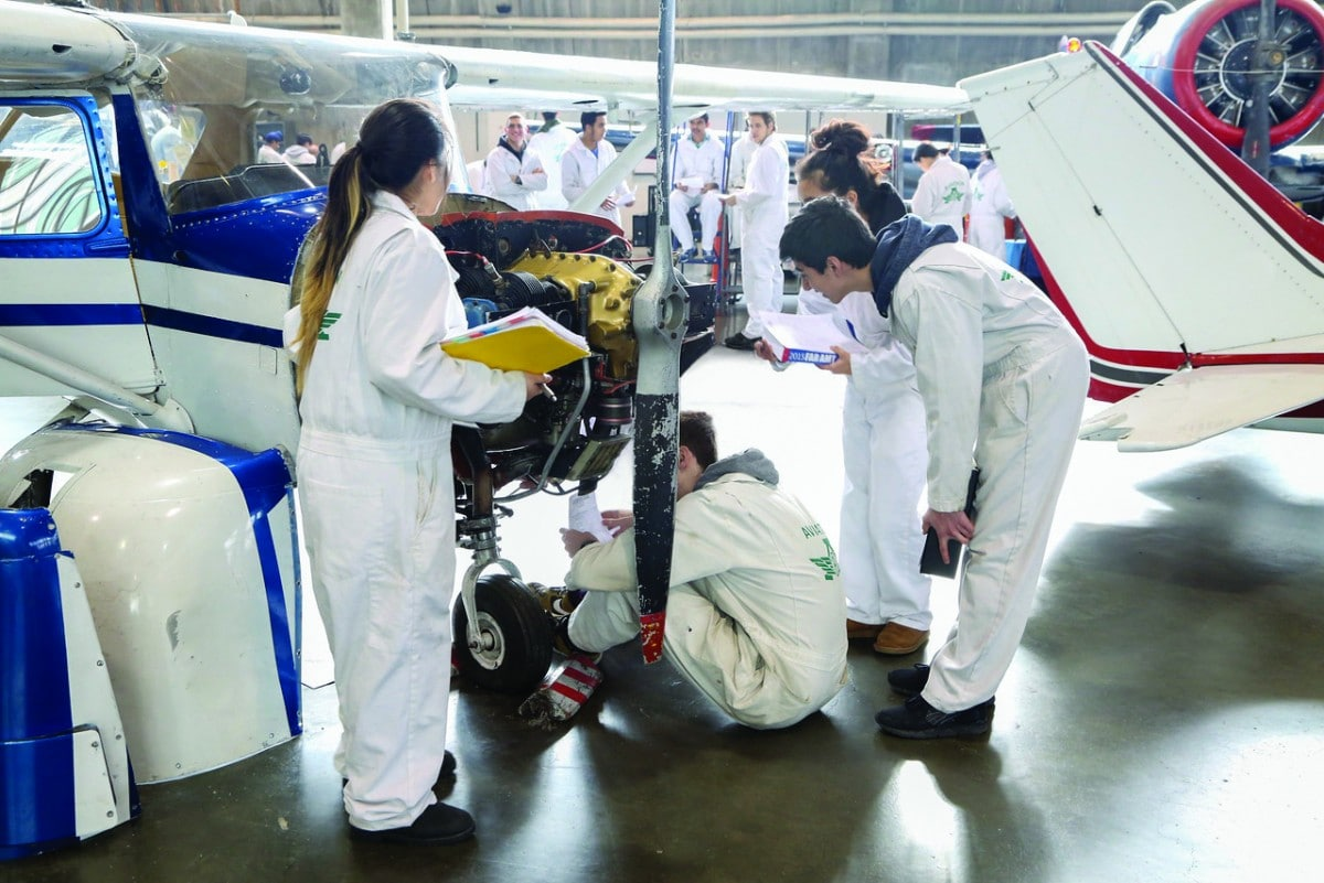 Made In America: $75 Million Grant Helps Students Gain Technical Skills Employers Need