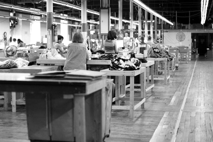 Why Clothing Startups Are Returning To American Factories