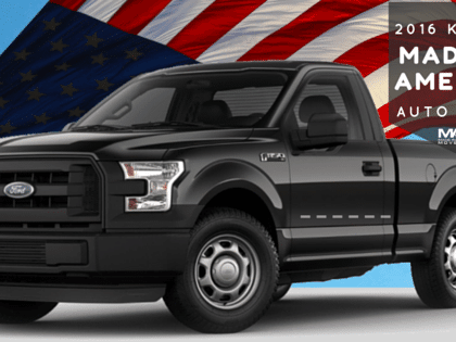 Made in USA: the Most American-made Vehicles are…