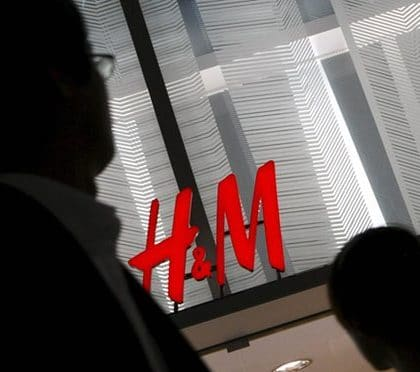 H&M says its factories in Myanmar had issues with ID cards and overtime schedules. Photograph: Toru Hanai/Reuters