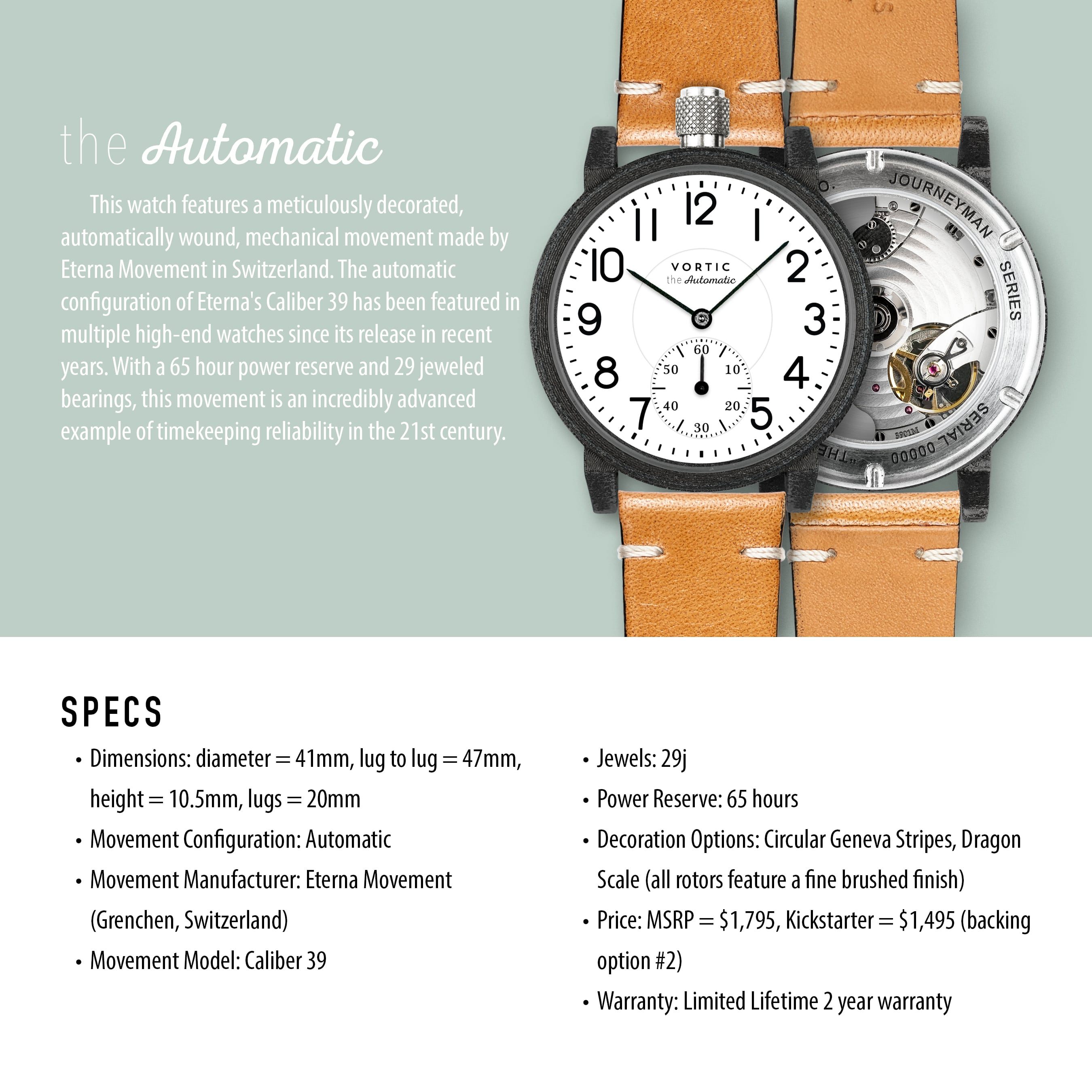 Watches Made in USA