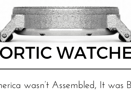 Vortic Watch Company Using Kickstarter to Create American Jobs