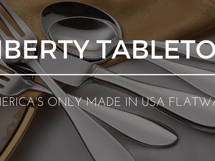 Last Flatware Maker in America is Alive and Growing