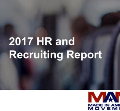 2017 Human Resources & Recruiting Report