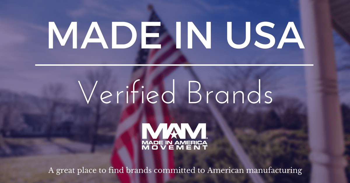verified made in america products companies directory. Black Bedroom Furniture Sets. Home Design Ideas