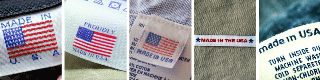 Made in USA more than just a label