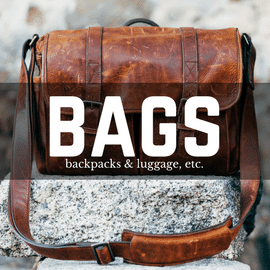Bags, Handbags, Backpacks, and Luggage