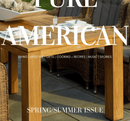 Pure American Magazine Spring/Summer Issue Details