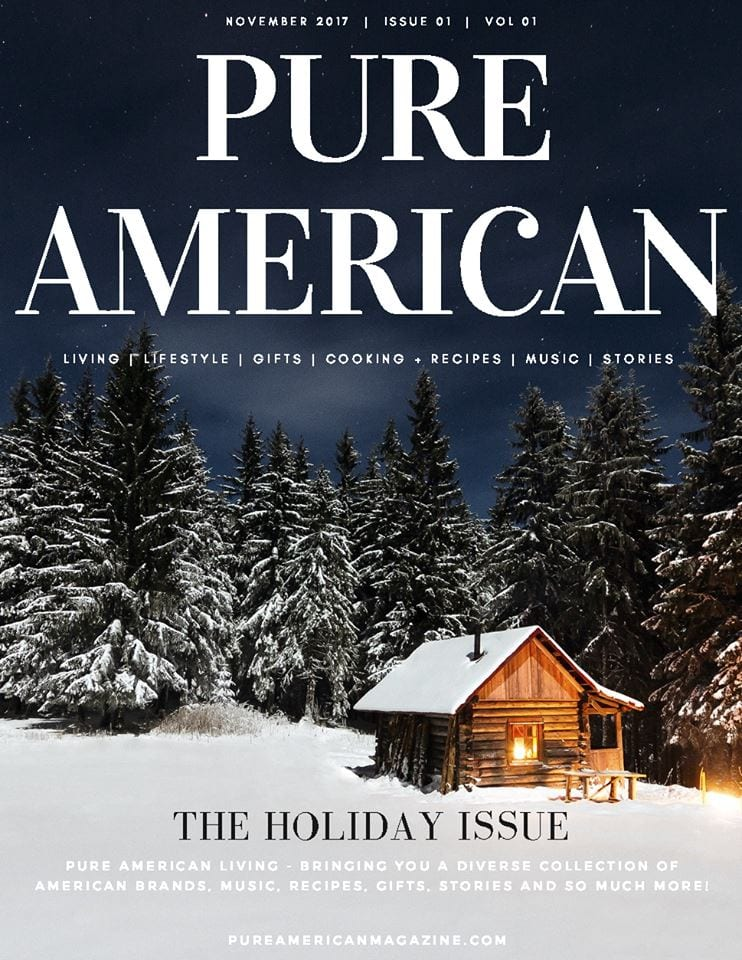 Purely American Made Magazine, made in usa brands, what is made in usa, what is made in america, buy american made, made in america christmas, american made christmas