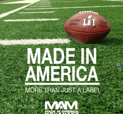 Super Bowl Sunday: 51 Fun Facts Including Some Made in USA Brands