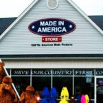 At The Made in America Store, It's a Challenge to Keep Aisles Full