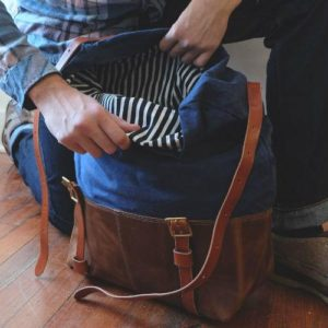Washington Alley Bags, American Made Men's Clothing and Accessories