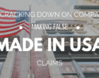 FTC Approves Final Consents Settling Charges On Misleading Made in USA Claims