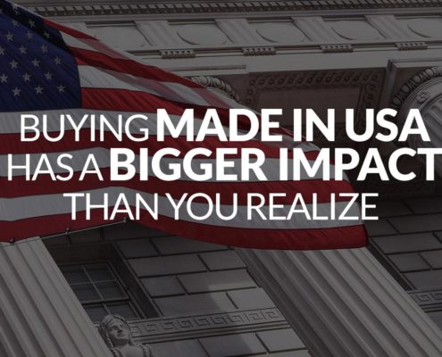 Buying Made in USA Has a Bigger Impact Than You Realize
