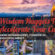 5 Wisdom Nuggets To Accelerate Your Career from Richard Kirby, Founder of Executive Impact