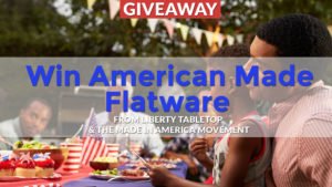 American Made Flatware, Made in USA Flatware, Made in America Week, Made in America Day, Made in America Month, Made in USA Week, Made in USA Month
