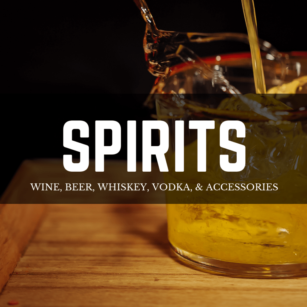 Made in USA Alcohol & Spirits | The American List of MAM Approved Brands, American list, Spirits,