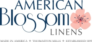 American Blossom Linen, made in usa bed sheets, made in america bed sheets, american made bed sheets, made in usa linens, made in america linens, american made linens