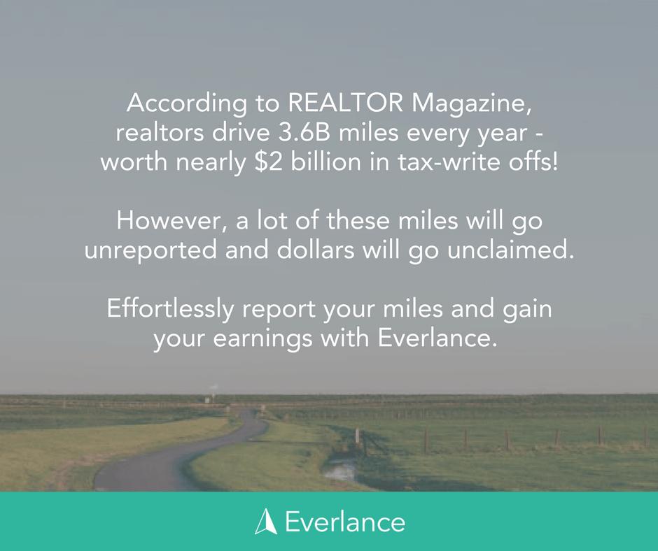 Best real estate software - Everlance