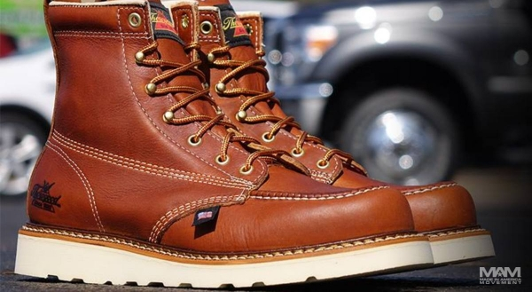 thorogood boots, made in usa boots, made in america boots, american made boots, mens boots, Fathers Day Guide, Made in America Father's Day Gifts | Made in USA Gifts For The Dad In Your Life, Father's Day Gift