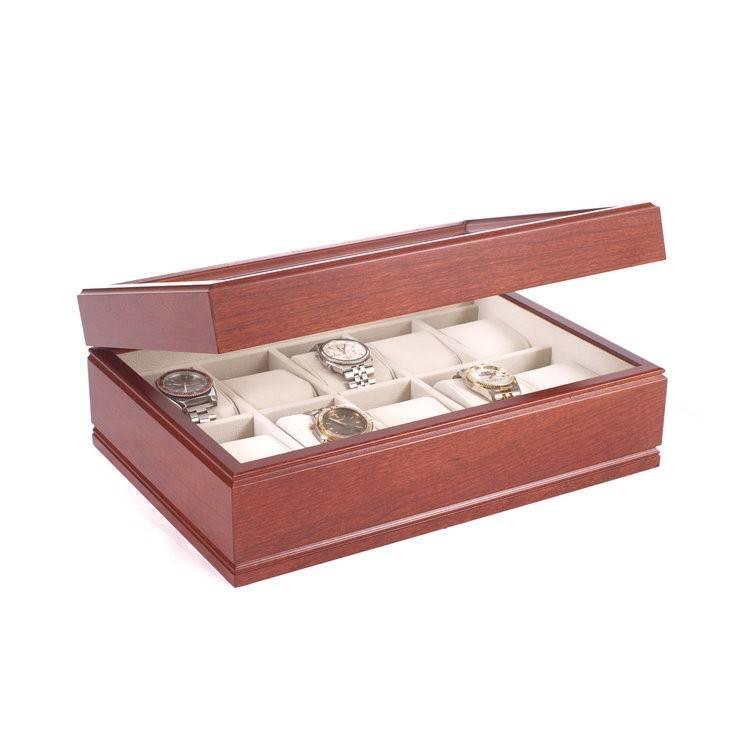 Made in USA Watch Storage Chest