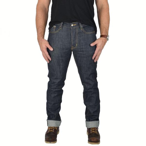 Made in USA mens jeans