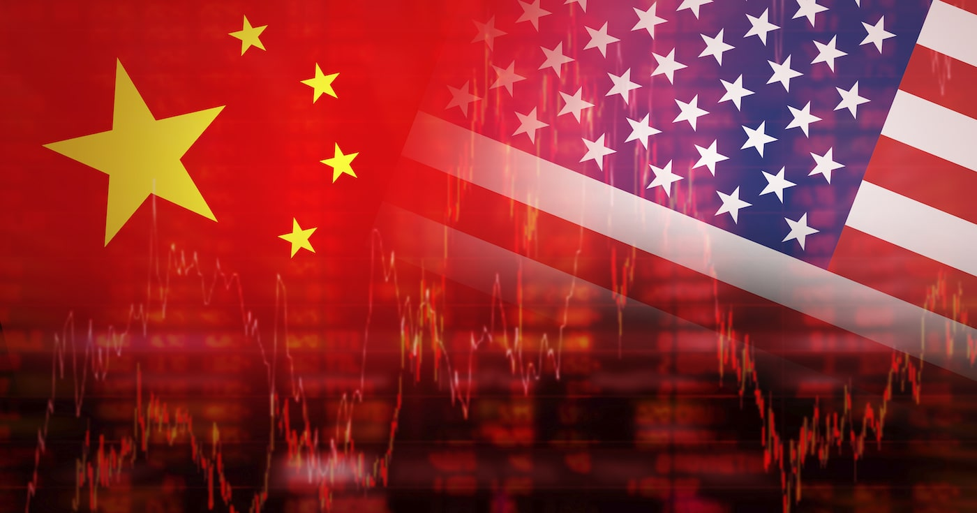 America vs China