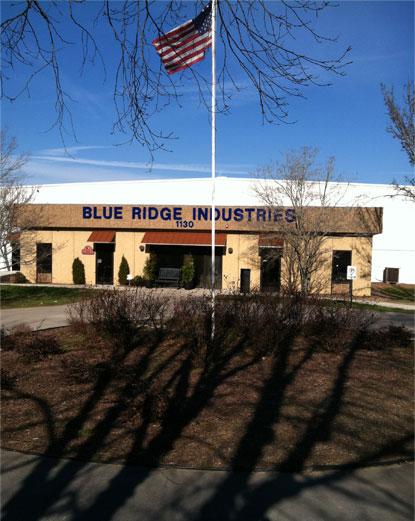 american made jeans - blue ridge industries
